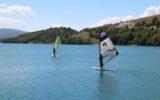 Punim jedrima po jezeru Desivoje