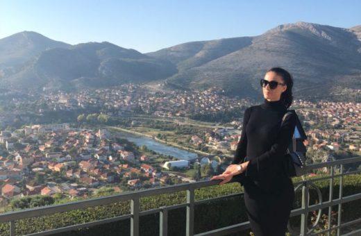 Mirjana Lečić – Moj život i rad u Kataru