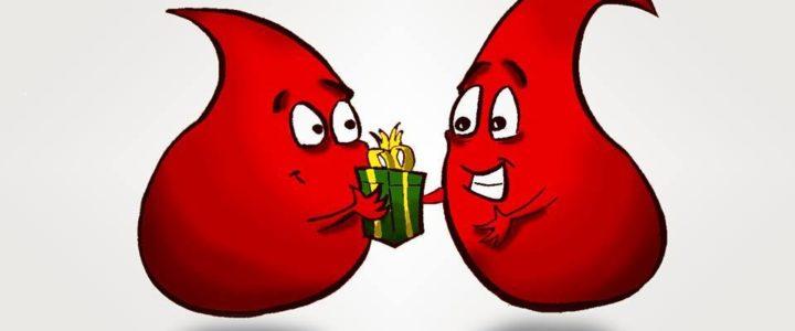 Darujte život-akcija darivanja krvi u četvrtak