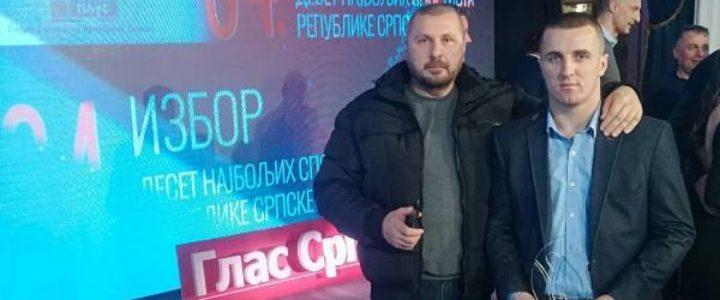 Kik-bokser Babić među najboljima u RS