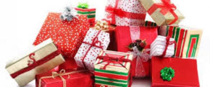 Prikupljanje slatkiša za novogodišnje paketiće