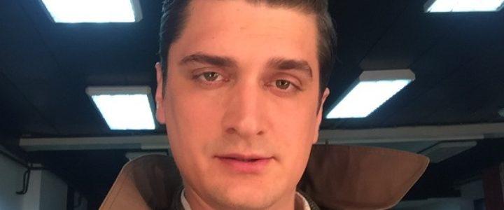 """O filmu """"Taksi bluz"""" sa Srđom Bjelogrlićem"""